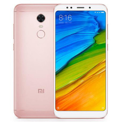 Xiaomi Redmi 5 Plus 3/32Gb Rose Gold EU Гарантия 3 мес.