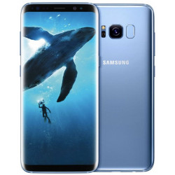 Samsung SM-G950F Galaxy S8 64Gb (Blue) DS Гар. 3 мес. (На складе)