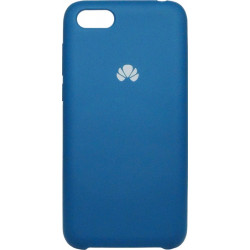 Накладка Huawei Y5 (2018) green blue Soft Case
