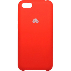 Накладка Huawei Y5 (2018) red Soft Case