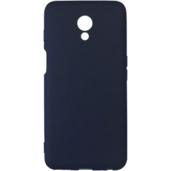 Силикон Meizu M6S dark blue Soft Touch