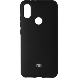 Накладка Xiaomi Mi A2/6X black Soft Case