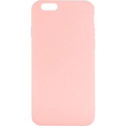 Силикон iPhone 6 peach Inavi