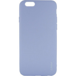 Силикон iPhone 6 violet Inavi