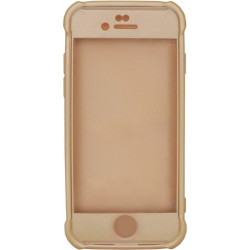 Накладка iPhone 6 gold 360