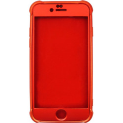 Накладка iPhone 6 red 360