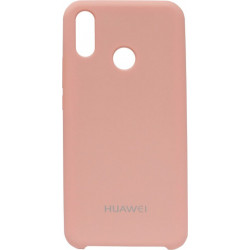 Накладка Huawei P Smart Plus pink Soft Case