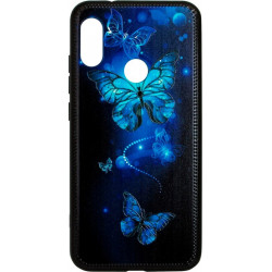 Накладка Xiaomi Mi A2 Lite/Redmi6 Pro Butterflies blue Night case