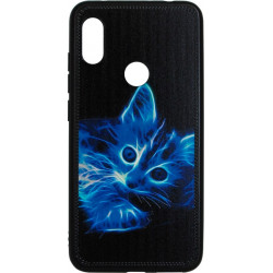 Накладка Xiaomi Redmi Note6 Pro Kitty Night case