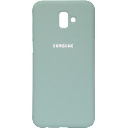 Накладка SA J610/J6+ mint Soft Case