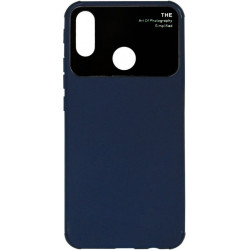 Силикон Huawei P Smart Plus blue Acrylic TPU
