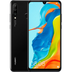 Huawei P30 Lite 4/128GB Midnight Black UA-UCRF Оф. гарантия 12 мес.