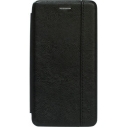 Чехол-книжка Xiaomi Redmi Go black Leather Gelius