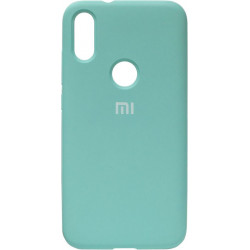 Накладка Xiaomi Mi Play mint Soft Case