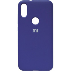 Накладка Xiaomi Mi Play violet Soft Case
