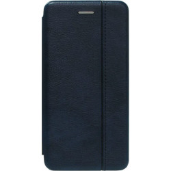 Чехол-книжка Xiaomi Redmi6 blue Leather Gelius