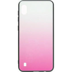 Накладка SA A105 pink/white Gradient Glass