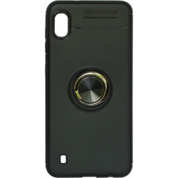 Накладка SA A105/M10 black Deep Color Ring TPU