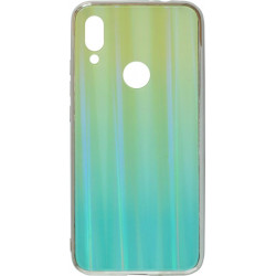 Накладка Xiaomi Redmi7 mint Chameleon Glass