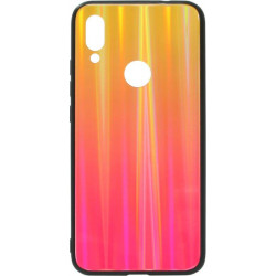 Накладка Xiaomi Redmi7 sunset red Chameleon Glass