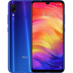 Xiaomi Redmi Note 7 4/64Gb Blue Европейская версия EU GLOBAL Гар. 3 мес.