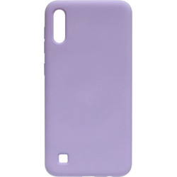 Силикон SA A105/M10 light violet Silicone Case