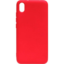 Силикон Xiaomi Redmi7A red Silicone Case