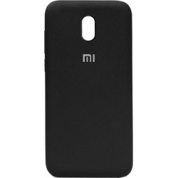 Накладка Xiaomi Redmi 8A black Soft Case