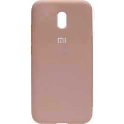 Накладка Xiaomi Redmi 8A light violet Soft Case