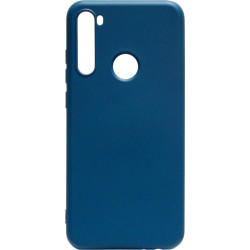 Силикон Xiaomi Redmi Note 8T dark blue Silicone Case