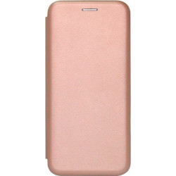 Чехол-книжка Xiaomi Redmi 8A rose gold Wallet