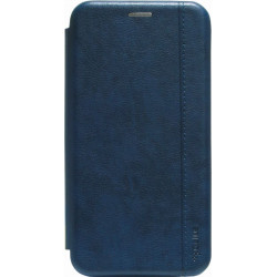 Чехол-книжка Xiaomi Mi Note10/CC9 Pro dark blue Leather Gelius