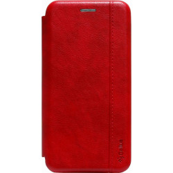 Чехол-книжка Xiaomi Mi Note10/CC9 Pro red Leather Gelius