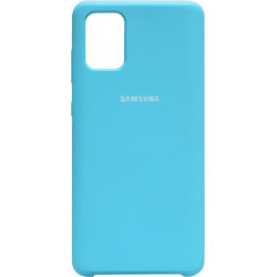 Накладка SA A715 light blue Soft Case