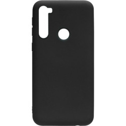 Силикон Xiaomi Redmi Note 8T black Soft Touch