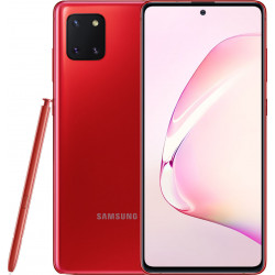 Смартфон Samsung Galaxy Note10 Lite SM-N770F 6/128GB Red UA-UCRF Оф. гарантия 12 мес.