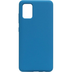 Накладка SA A715 blue Soft Case