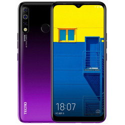 Смартфон Tecno Spark 4 KC2 3/32GB Royal Purple UA-UCRF Оф. гарантия 12 мес.