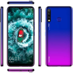 Смартфон TECNO Camon 12 CC7 4/64Gb Dawn Blue UA-UCRF Оф. гарантия 12 мес.