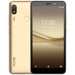 Смартфон TECNO POP 3 (BB2) 1/16Gb Champagne Gold UA-UCRF Оф. гарантия 12 мес.