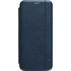 Чехол-книжка SA M315 dark blue Leather Gelius