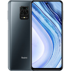 Xiaomi Redmi Note 9 Pro 6/64Gb Interstellar Grey UA UCRF Гар. 12 мес.