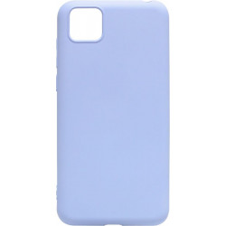 Силикон Huawei Y5P/Honor 9S light violet Silicone Case