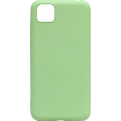 Силикон Huawei Y5P/Honor 9S mint Silicone Case