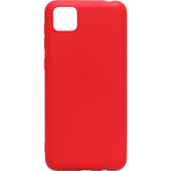 Силикон Huawei Y5P/Honor 9S red Silicone Case