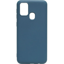 Силикон SA M315 dark blue Silicone Case