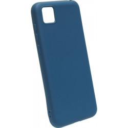 Силикон Huawei Y5P/Honor 9S blue Silicone Case