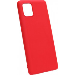 Силикон SA N770 Note10 Lite red Silicone Case