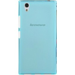 Силикон Lenovo P70 blue Remax