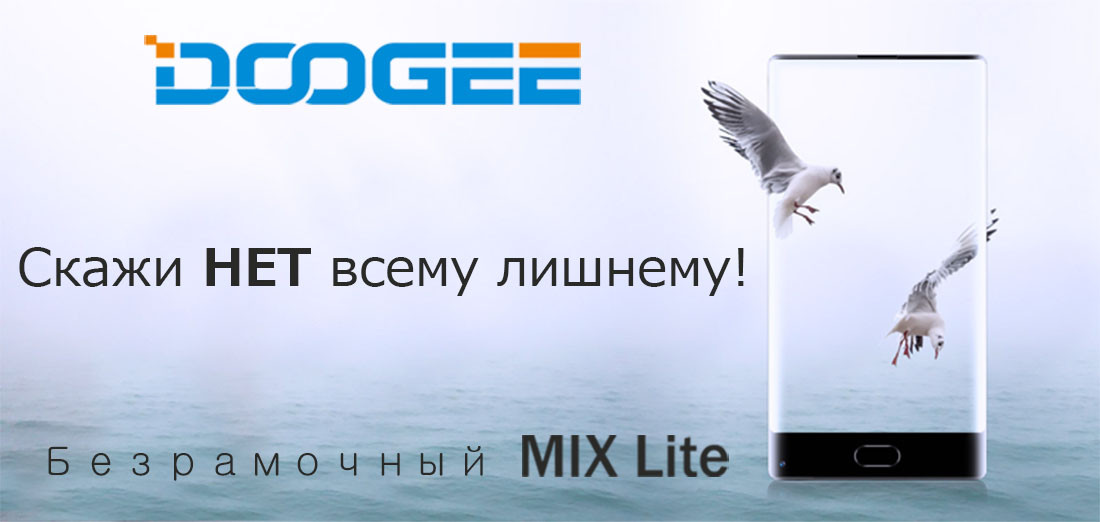 Doogee  Mix Lite 2/16Gb